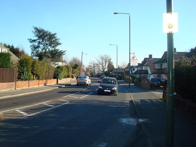 Chislehurst Road Orpington