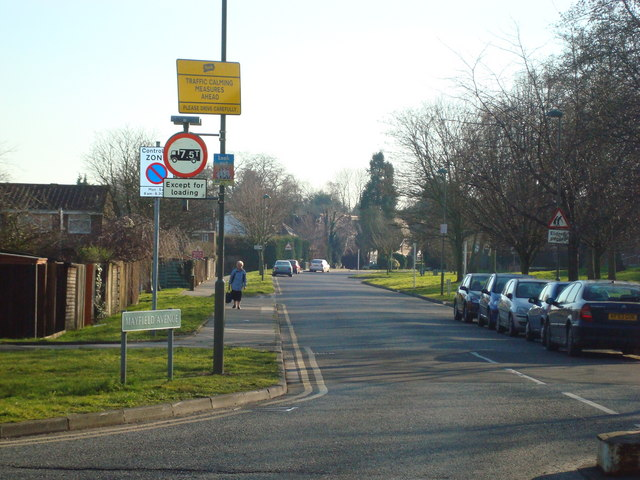 Mayfield Avenue, Orpington