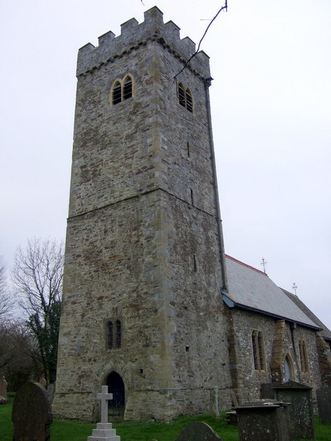 New Moat church tower