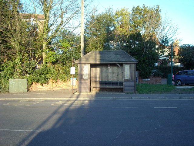 Bus Shelter, Sidley