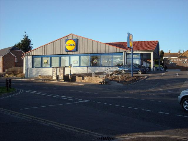 Supermarket, Sidley