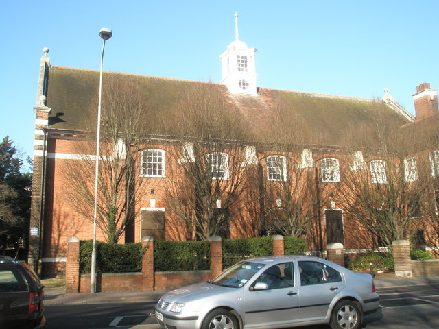 Offices of Portsmouth Housing Association