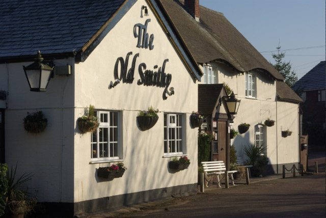 The Old Smithy, Church Lawford