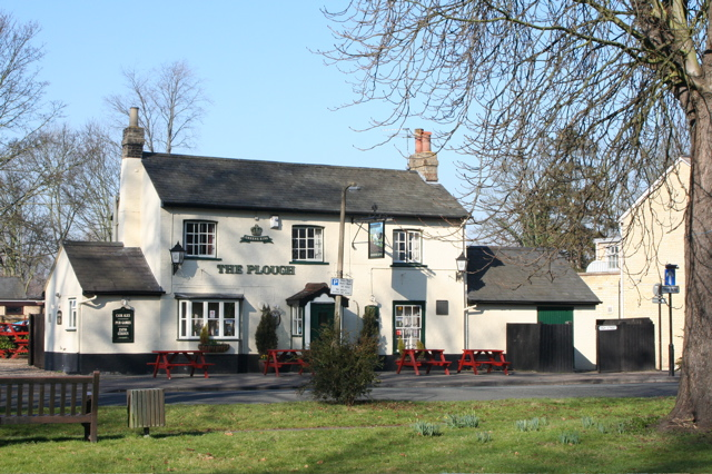 The Plough Public House