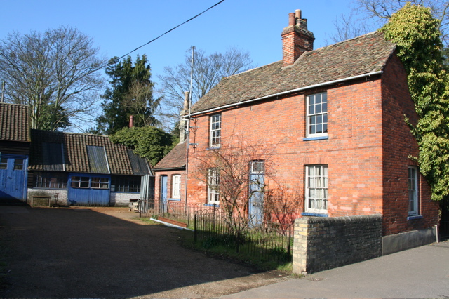 Blacksmith's House