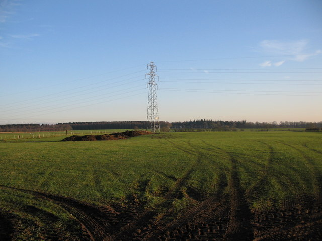 Borders farmland