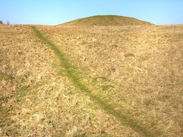 Tumulus, Old Winchester Hill