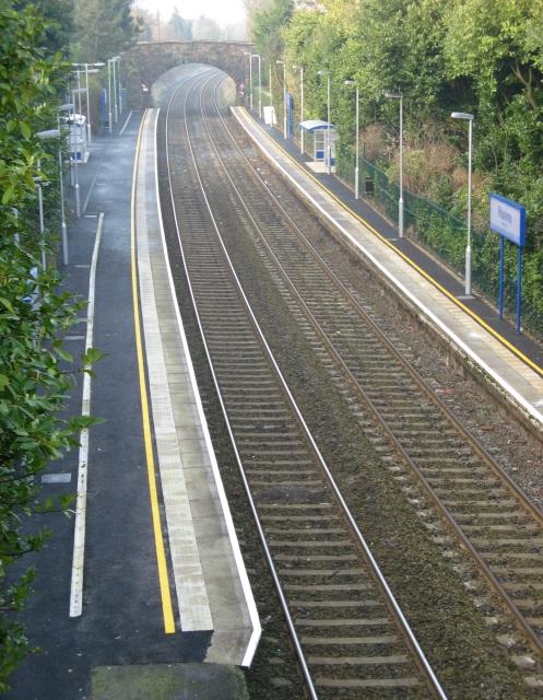 Marino Railway Station