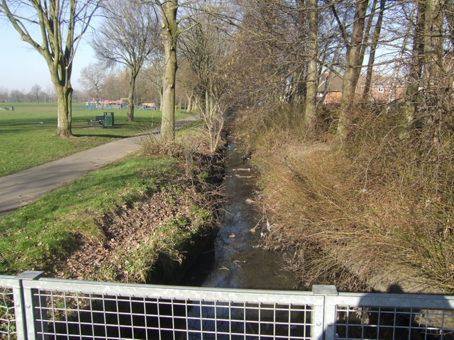 Smestow Brook