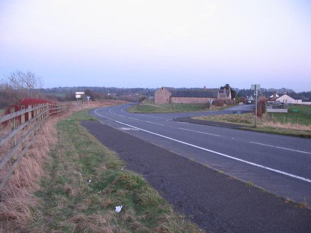 Junction for Kirtlebridge