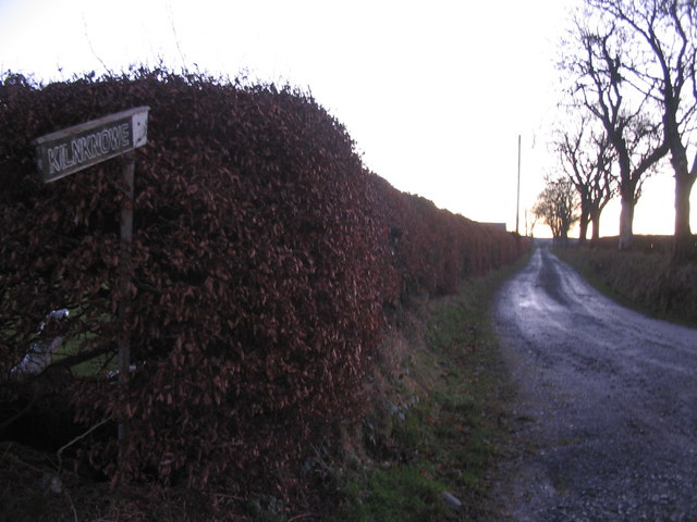 Lane to Kilnknowe