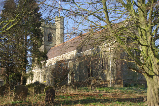 Church Lawford Church