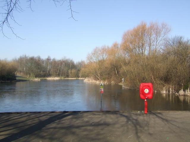 Pool in Fowler's Fields