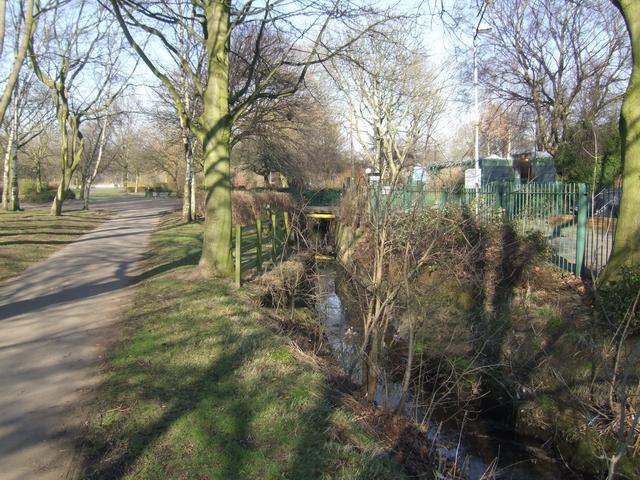 Smestow Brook - Fowler's Fields