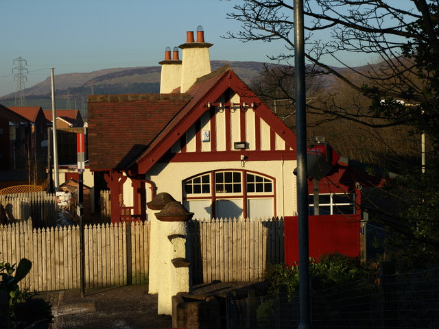 Station, West Kilbride