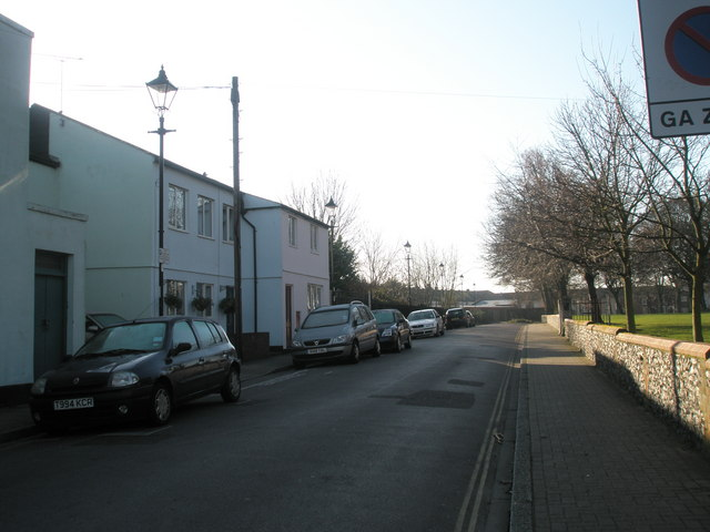 Woodland Street, Fratton