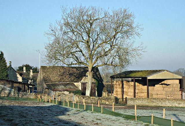 2008 : Lanes End Farm, Gastard