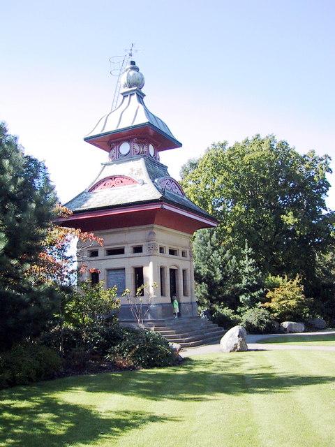 The Observatory Alexandra Park Oldham