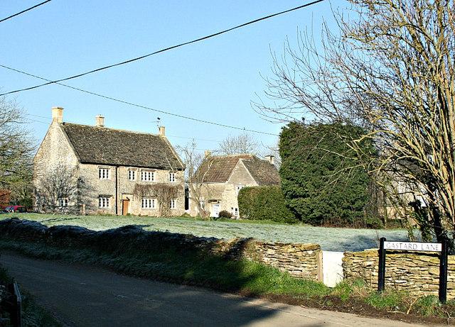 2008 : Cottage on Gastard Lane