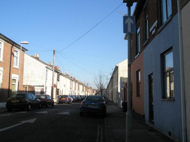Shakespeare Road, Fratton