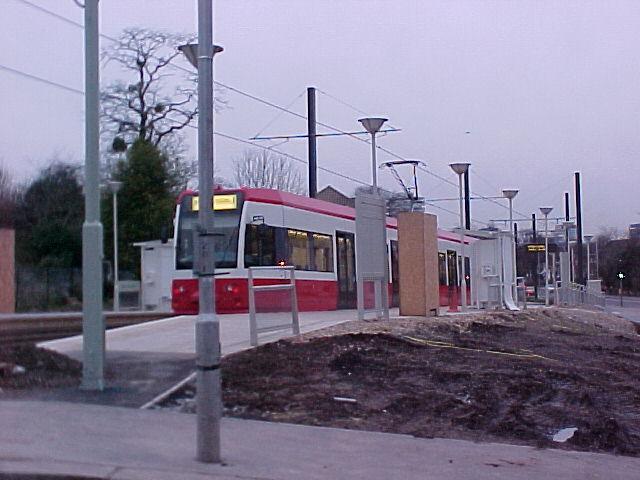 Sandilands Tram Stop