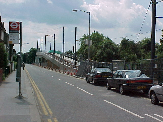 Waddon New Road, Croydon