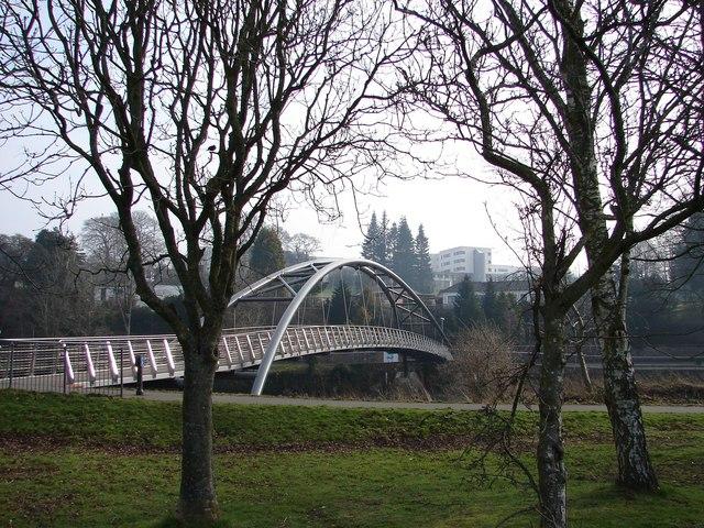 Kirkpatrick Macmillan Footbridge