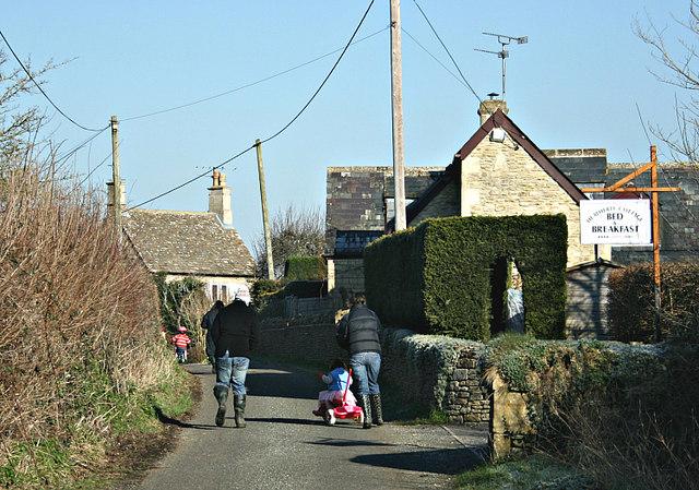 2008 : Heatherly Cottage, Ladbrook Lane near Corsham