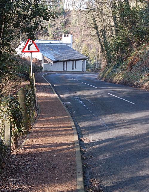 Dura Den road