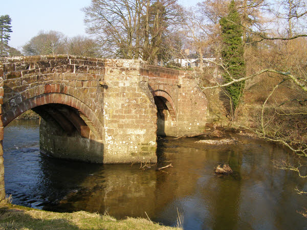 Bridge over the Eden at Warcop