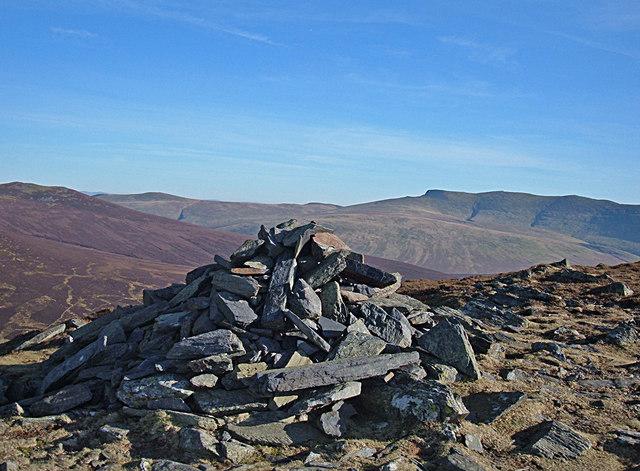 Summit Cairn Bakestall