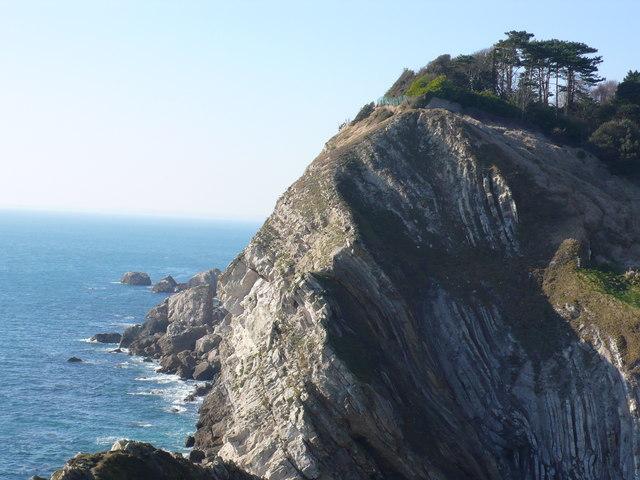 Stair Hole Dorset
