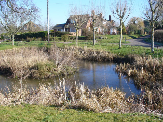 Village Pond, East Clandon