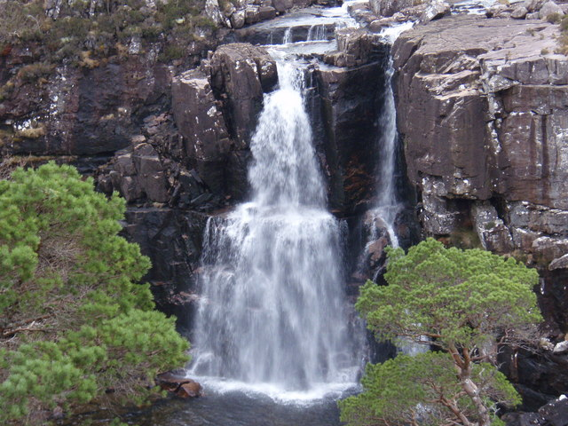 Talladale Falls