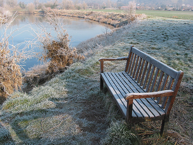 Seat by the river anyone?