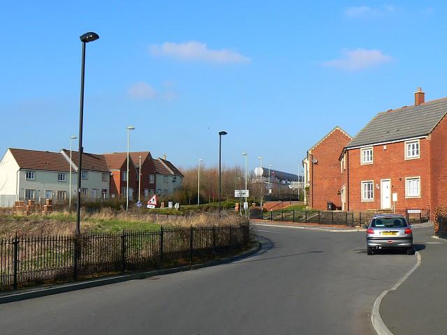 Thresher Drive, Groundwell, Swindon
