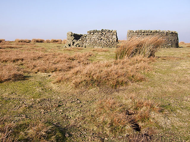 Sheepfold on Cowbyers Fell