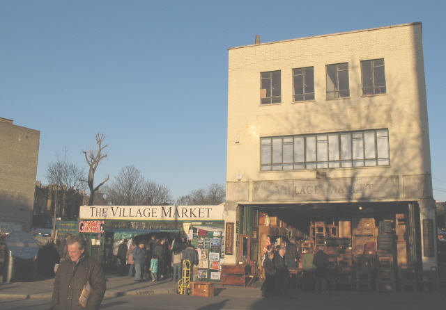 Greenwich village market