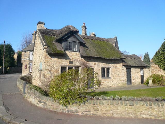 Old Whittington - Revolution House
