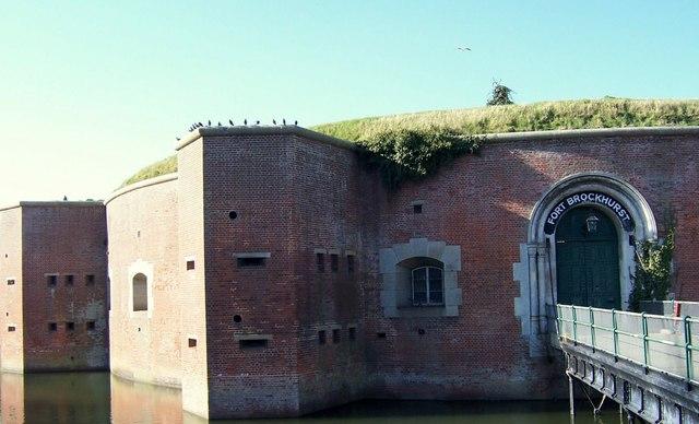 Fort Brockhurst 1- Gosport