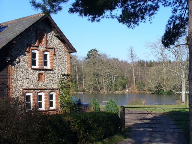 Pond Near Send Prison