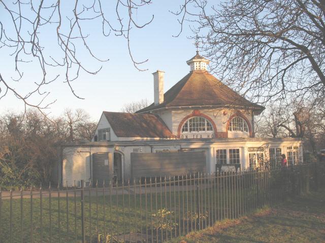 Pavilion Tea House