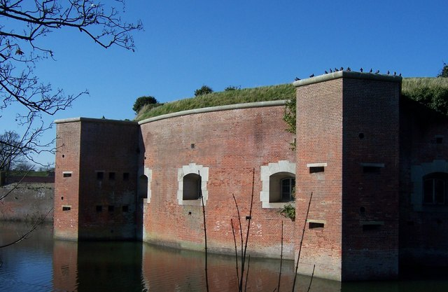 Fort Brockhurst 2-Gosport