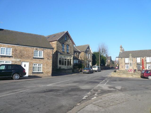 Old Whittington - Church Street North
