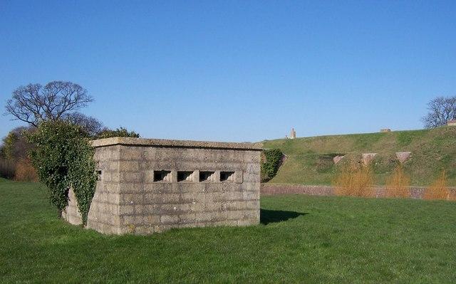 Fort Brockhurst 3-Gosport