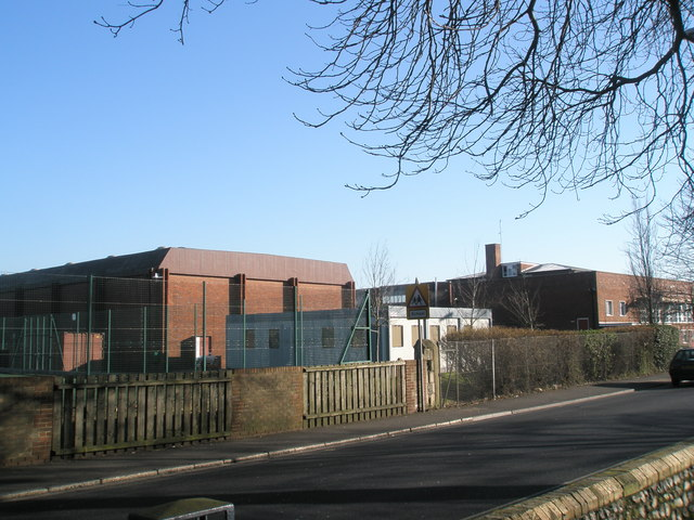 Sports Hall at City Girls