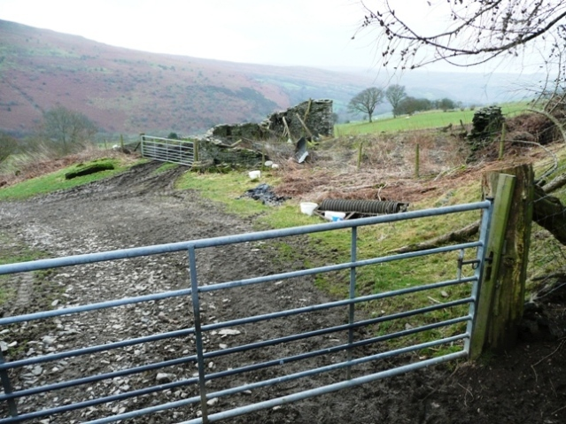 Descent to Rhyscog