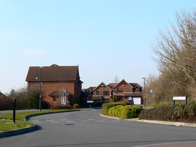 Thornhill Drive, St Andrew's Ridge, Swindon