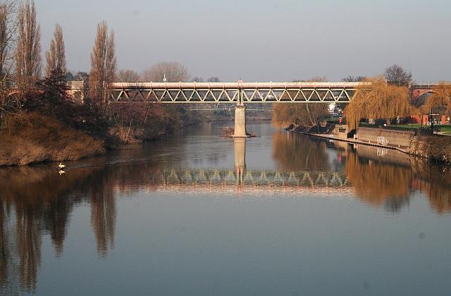 Worcester Railway Bridge