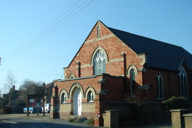 Thurlby Methodist Church